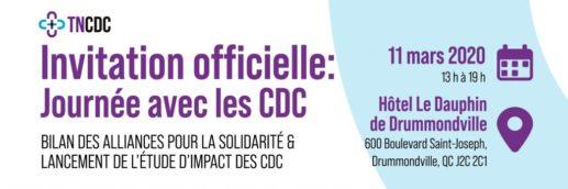 Journée avec les CDC